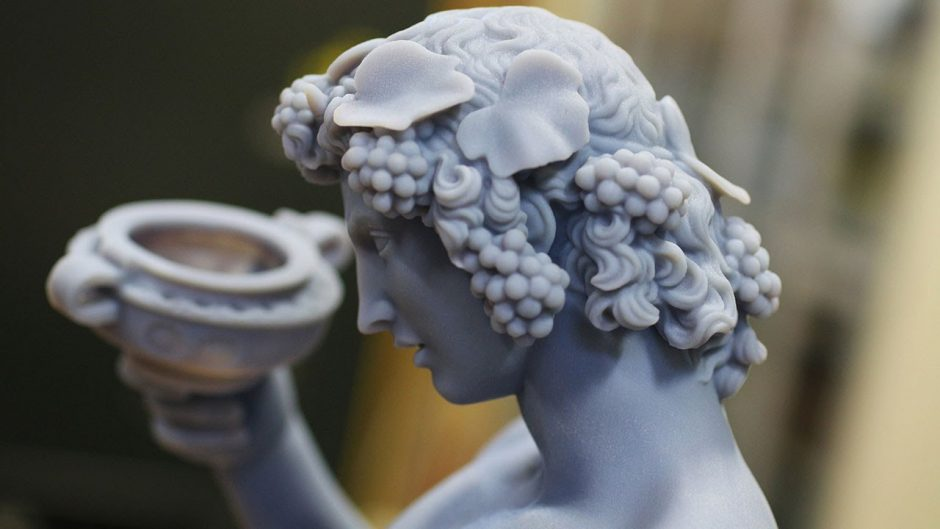 3d printing for museums